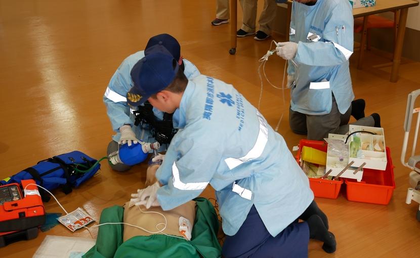 救急連携画像