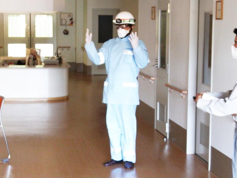感染予防救急連携